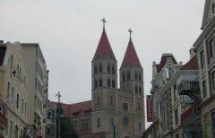 威海乳山教堂