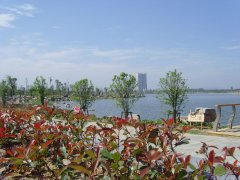 枣庄东湖公园